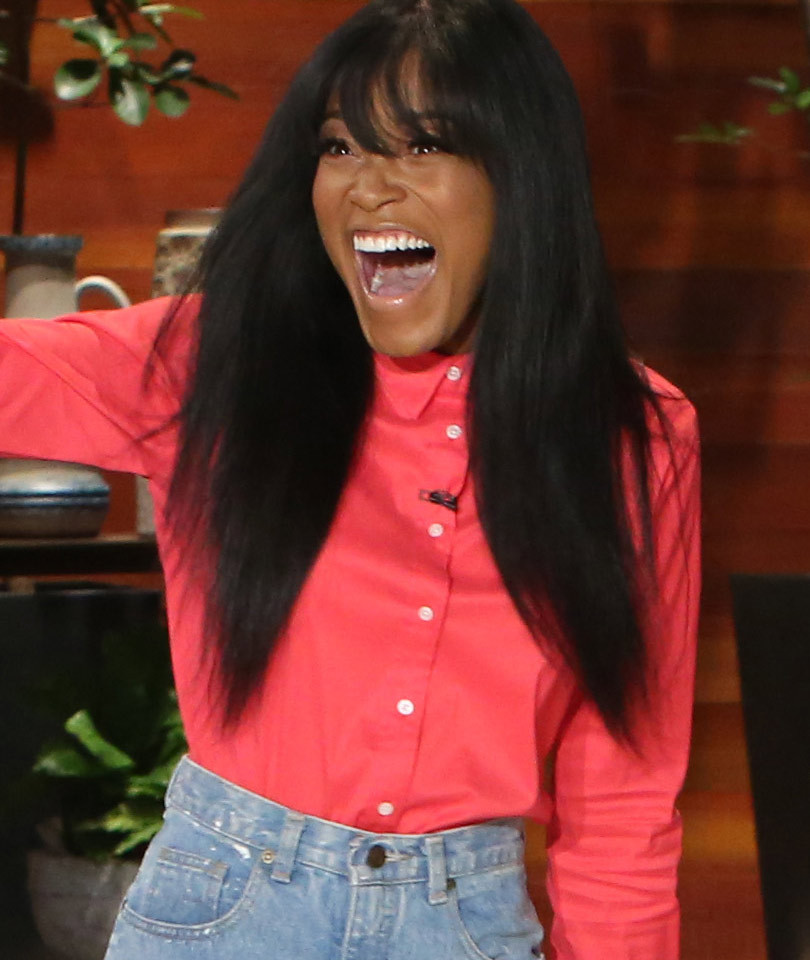 Keke Palmer Spills on What It's Really Like to Party With Leonardo DiCaprio
