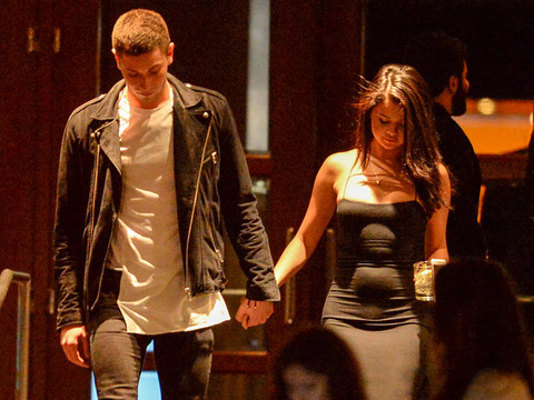 Selena Gomez Spotted Holding Hands with Samuel Krost -- Are They Just Friends or More?