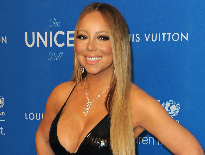 mariah careys new engagement ring see how it stacks up against her - Mariah Carey Wedding Ring