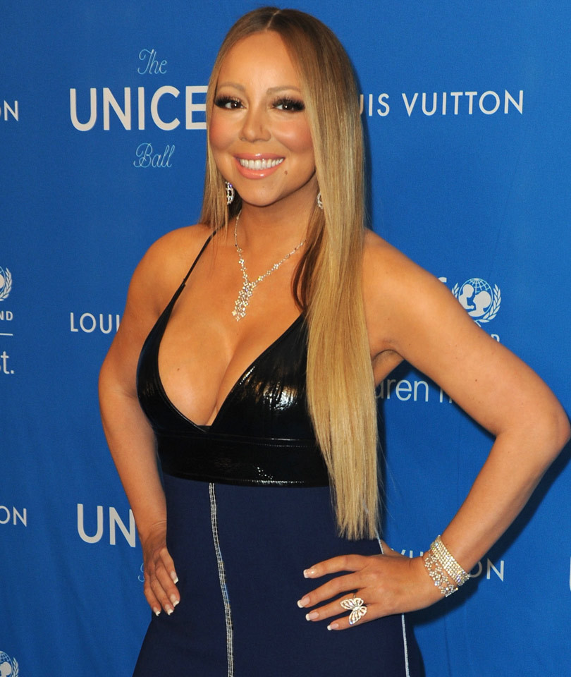 Mariah Carey's New Engagement Ring -- See How It Stacks Up Against Her Exes'