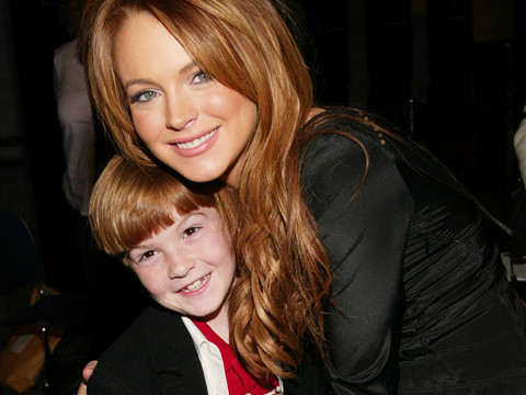 Lindsay Lohan's Brother Cody, 19, Is All Grown Up -- See His First Modeling Pic!