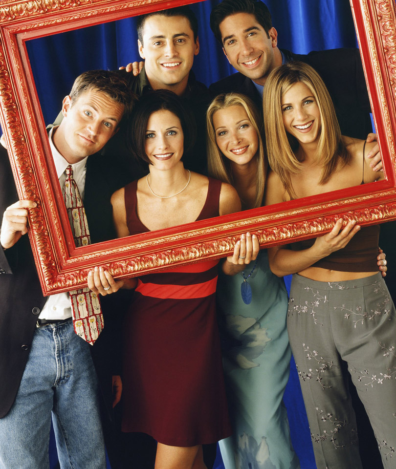 "They'll Be There For You! See Cast of ""Friends"" Reunite -- Who Was MIA?"