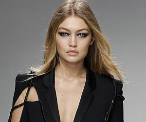 Gigi Hadid Is Fierce at Versace Show During Paris Fashion Week -- as Stepdad…