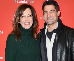 Allison Janney, 56, Cozies Up to Much Younger Boyfriend at Sundance