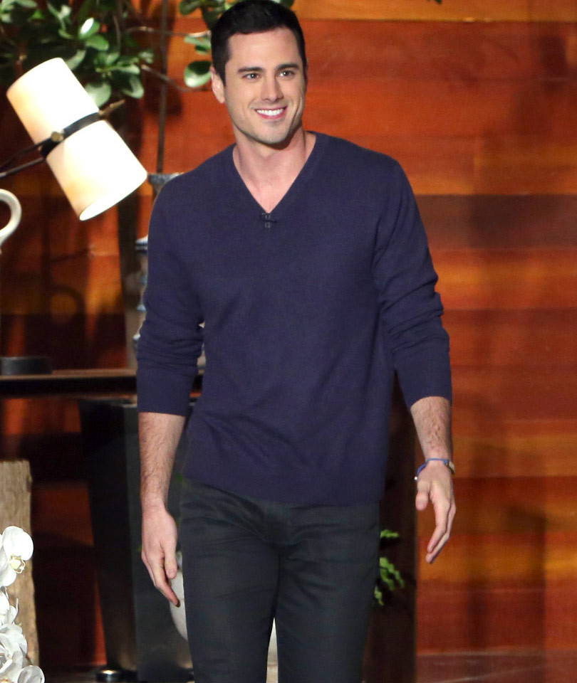 """""""Bachelor"""" Ben Higgins Reveals What It's REALLY Like to Kiss Multiple Women in…"""