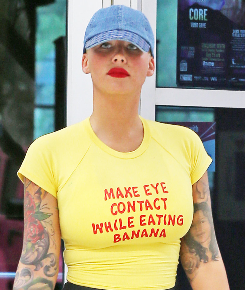 Amber Rose Opens Up on Ignoring the Hate -- After Putting Kanye West on Blast!