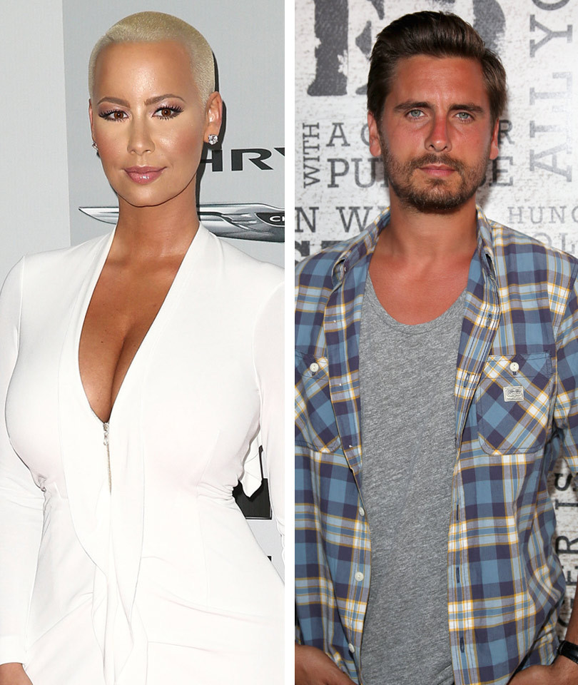 Amber rose dating who now