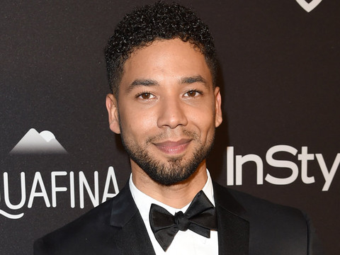"""Empire"" Star Jussie Smollet Says He's Gay, But Is Open to Falling In Love with a Woman"