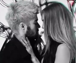 "Zayn Malik Makes Out With Gigi Hadid in Super Sexy ""Pillowtalk"" Music Video"
