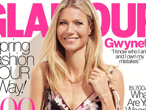 "Gwyneth Paltrow Still Has Sleepovers with Chris Martin -- But Says He's ""Like My Brother"""