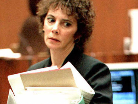"Marcia Clark Makes First TV Appearance In Years -- What'd She Think of ""American Crime…"