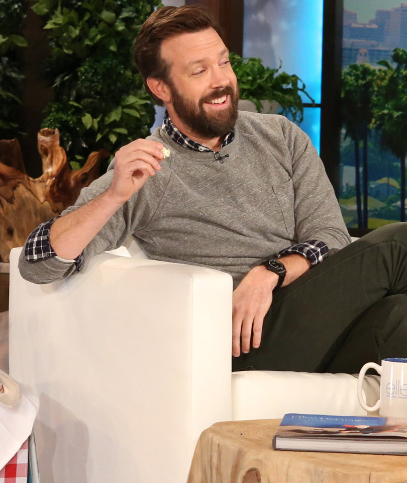 "Jason Sudeikis Reveals His ""Ballin"" Valentine's Day Plans -- Plus, What Does…"
