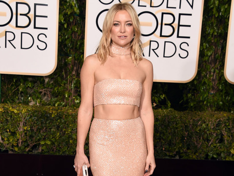 "Kate Hudson Says Her Weight Fluctuates ""At Least 5 Lbs. Every Month"""