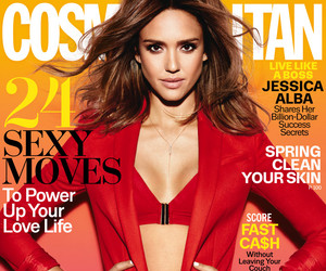 Jessica Alba Sizzles In Cosmopolitan, Says She Identifies More With Her…
