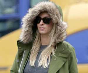 Nicky Hilton Debuts Her Tiny Baby Bump on the Streets of NYC