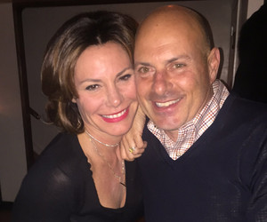 Luann de Lesseps Is Married, 'Real Housewives of New York' Star Ties the Knot on New…