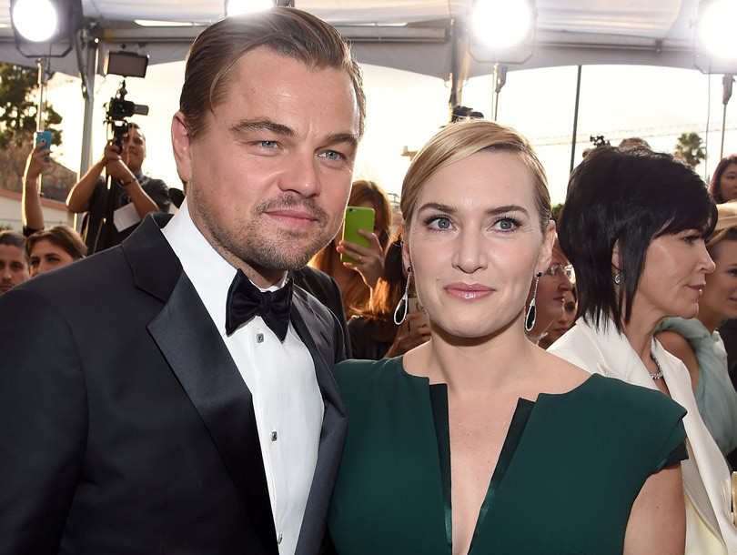 "Kate Winslet Says She Won't Boycott Oscars Because Of ""Closest Friend In The…"