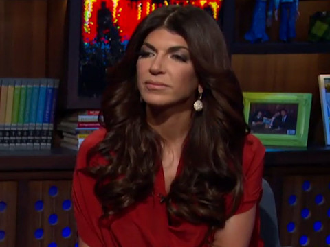 Does Teresa Giudice Think Husband Joe Giudice Cheated On Her While She Was in Prison?!