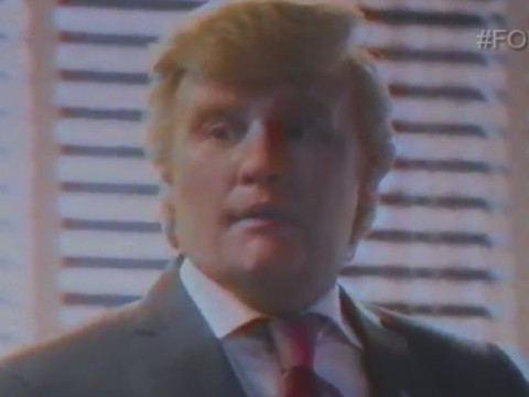 You've Gotta See Johnny Depp's Spot-On Impression of Donald Trump in the Funny or Die…