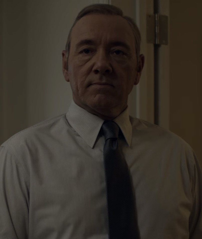 "See Frank & Claire Go Toe-to-Toe In Dark New Trailer For ""House of Cards""…"