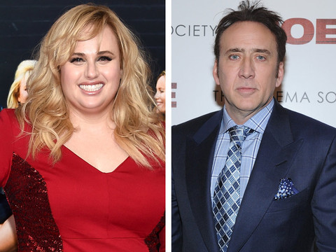 "Rebel Wilson Shares Bizarre Encounter With Nicolas Cage: ""He Was Really Angry"""
