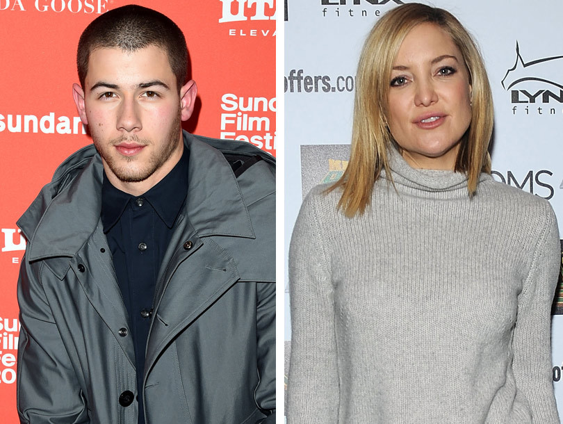 "Kate Hudson Admits She's ""Dating"" After Getting Grilled About the Nick Jonas Rumors"