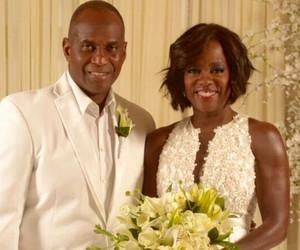 "Viola Davis & Husband Julius Tennon Renew Their Vows --""HTGAWM"" Stars…"