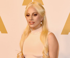Lady Gaga Breaks Down In Tears Getting Makeup Done for the Grammy Awards