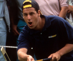 """Happy Gilmore"" Turns 20 -- Wow, Wait Until You See the Cast Now!"