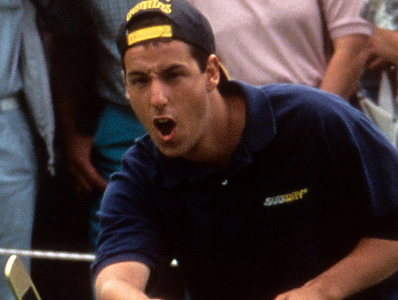 """""""Happy Gilmore"""" Turns 20 -- Wow, Wait Until You See the Cast Now!"""