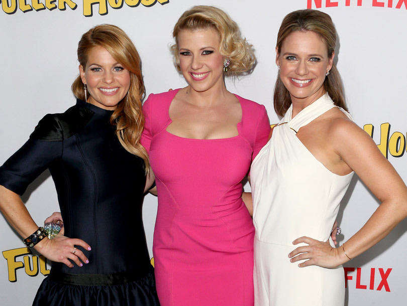 """The Ladies of """"Fuller House"""" Stun at Premiere -- They All Look So Glam!"""