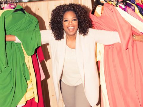 Step Inside Oprah Winfrey's Insane Harpo Studios Closet!