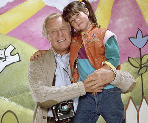 "Soleil Moon Frye Honors ""Punky Brewster"" Dad George Gaynes: ""The Universe Just Gained a…"