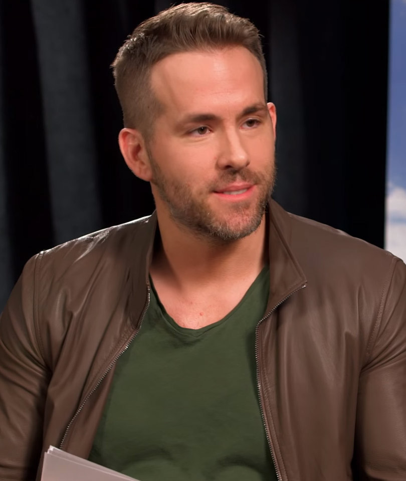 "Ryan Reynolds Hijacks Hugh Jackman's Interview, Asks His ""X-Men"" Costar A…"