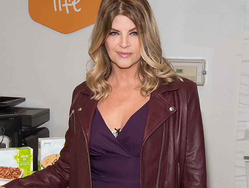 Kirstie Alley Looks Incredible In NYC -- After Revealing She Maintained 50…