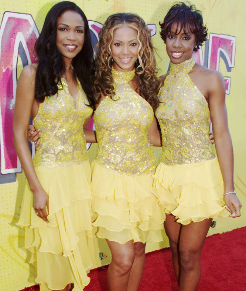 There Was Just One Epic Destiny's Child Reunion For Kelly Rowland's 35th…