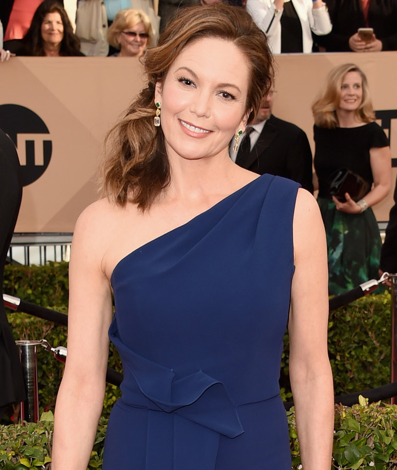 "Diane Lane Discusses Aging & Single Life: ""It's Humbled Me"""