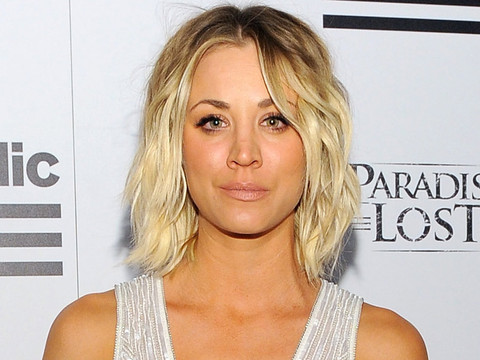 """Kaley Cuoco Opens Up About Her Divorce, Says She's """"Really Not"""" Dating Sam Hunt"""