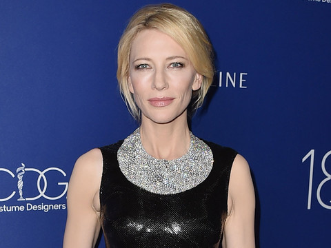 Cate Blanchett, Kate Beckinsale & More Stun at the 18th Costume Designers Guild Awards