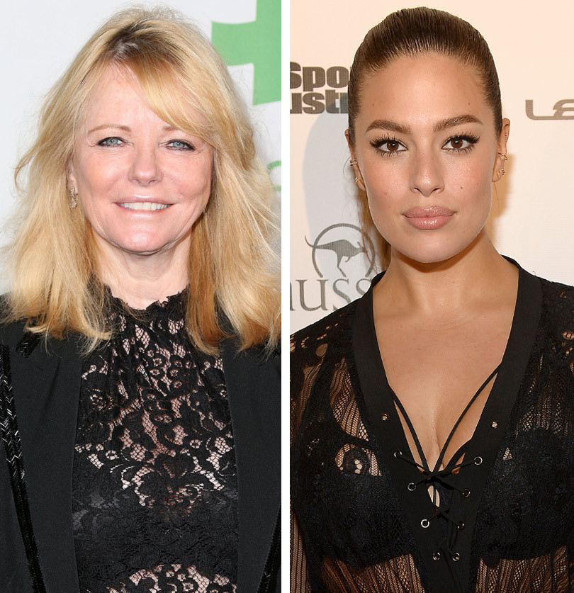 """Cheryl Tiegs Slams Ashley Graham's Sports Illustrated Swimsuit Cover -- Says It's """"Unhealthy"""""""