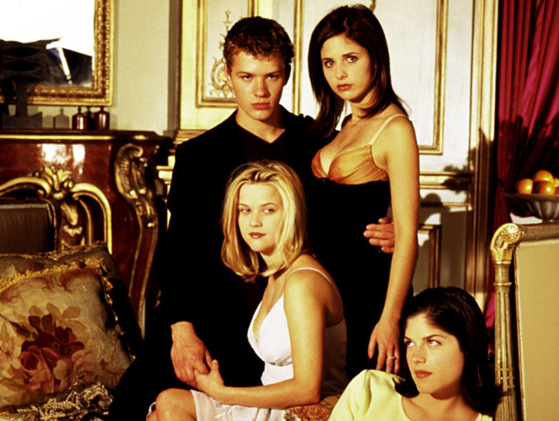 """Sarah Michelle Gellar Joins """"Cruel Intentions"""" TV Show and We're Totally…"""
