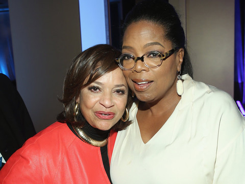 Oprah, Zendaya, Tia & More Attend the ESSENCE Black Women In Hollywood Awards