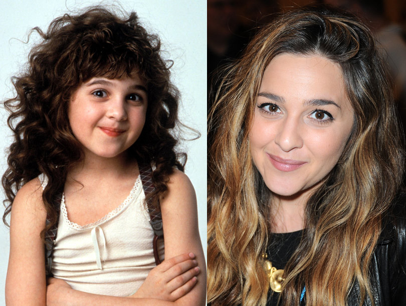 """""""Curly Sue"""" Star Alisan Porter Auditions For """"The Voice"""" -- See Her Killer…"""