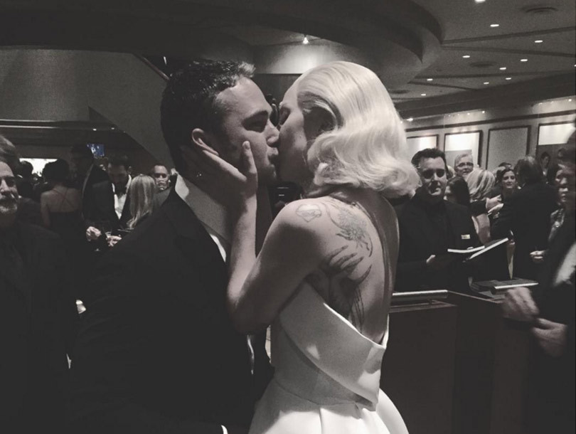 Lady Gaga Shares Sweet Tribute to Fiance Taylor Kinney Just Before Emotional…