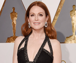 Julianne Moore Rocks Kendall Jenner's Chanel Runway Look to the Oscars -- Who…