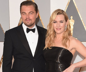 """Titanic"" Reunion! Leonardo DiCaprio & Kate Winslet Pose Together at 2016…"