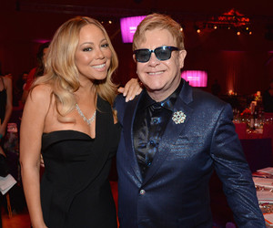 Celebs Reveal Who They'd Really Want to Get Drunk With at Elton John's Oscar…
