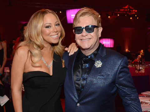 Celebs Reveal Who They'd Really Want to Get Drunk With at Elton John's Oscar Bash