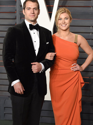 Henry Cavill, 32, and His 19-Year-Old Girlfriend Make their Red Carpet Debut