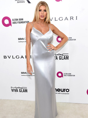 """Charlotte McKinney Defends Ashley Graham After Cheryl Tiegs Diss -- """"A Little Muffin Top's O.K.!"""""""